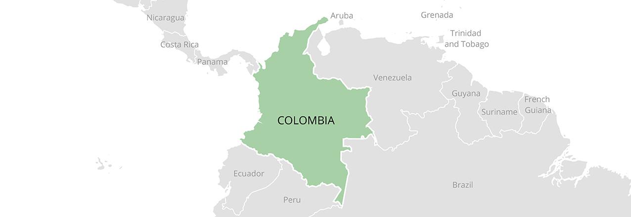 Colombia LandLinks