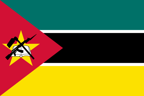 An image of the country's flag.