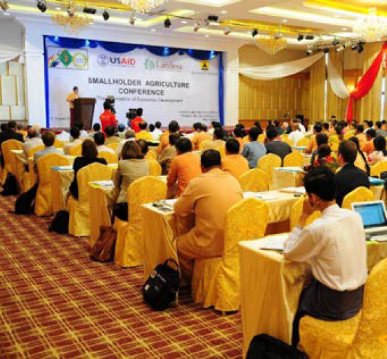 Conference in Naypyitaw