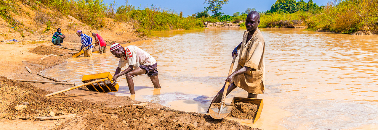 Artisanal and Small-scale Mining | LandLinks