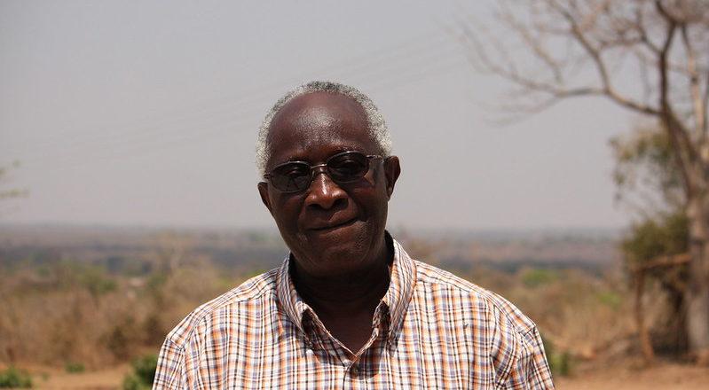 Chief Nyampande of Nsenga tribe Petauke, Zambia Photo Jeremy Green